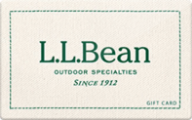 LL Bean Gift Cards