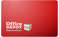 Office Depot Gift Cards