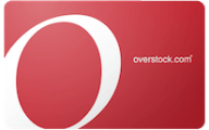 Overstock Gift Cards