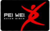 Pei Wei Gift Cards