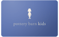 Pottery Barn Kids Gift Cards
