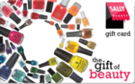 Sally Beauty Supply Gift Cards