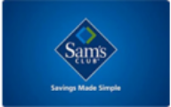 Sam's Club Gift Cards
