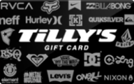 Tilly's Gift Cards