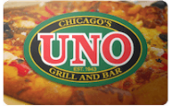 Uno Chicago Grill Gift Cards