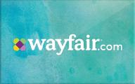 Wayfair Gift Cards