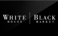 White House Black Market Gift Cards