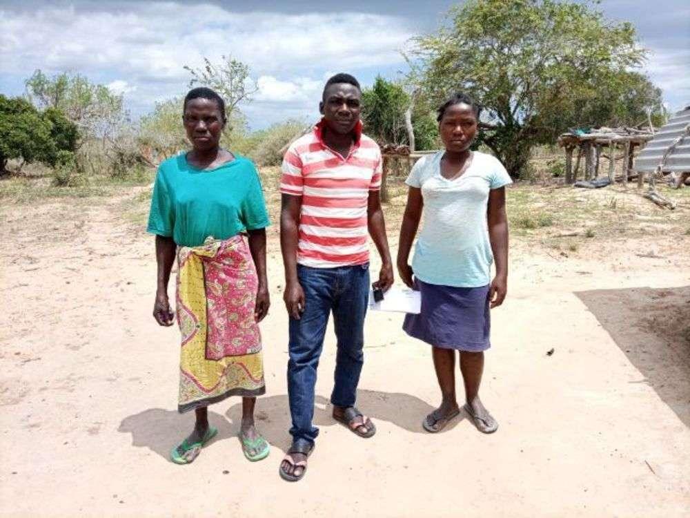 Kavumbi's family