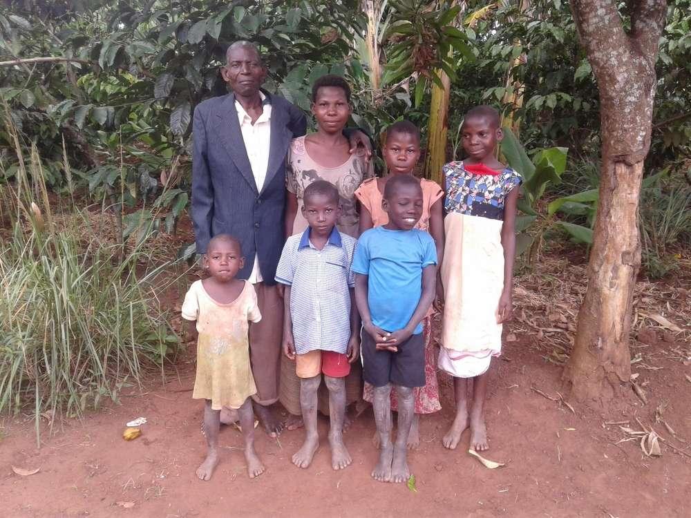 Nangobi's family