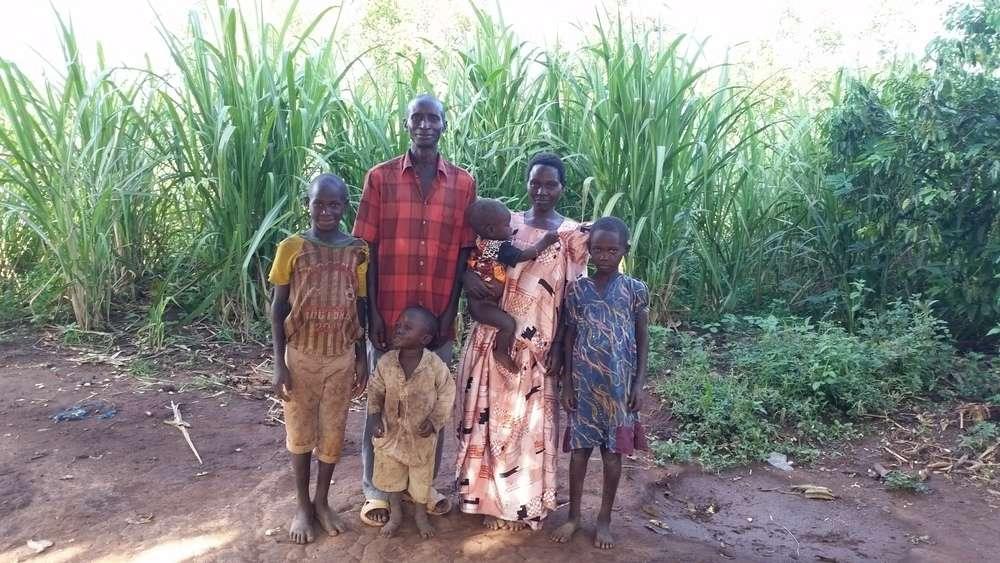 James's family