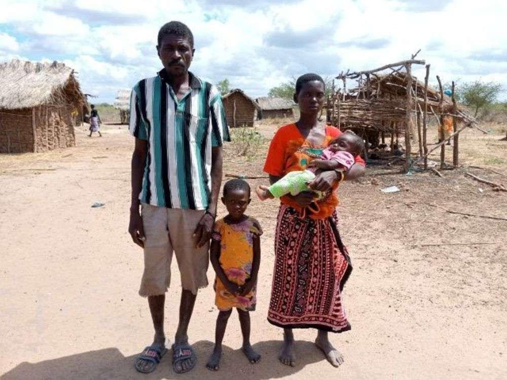 Katsele's family