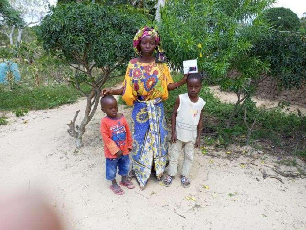 Selina's family