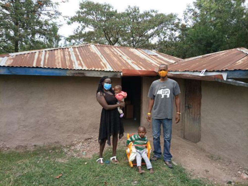 Kipngeno's family