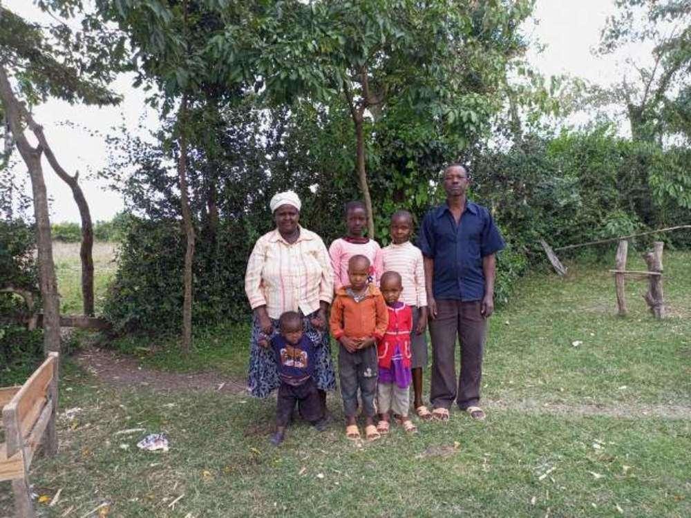 Samuel's family