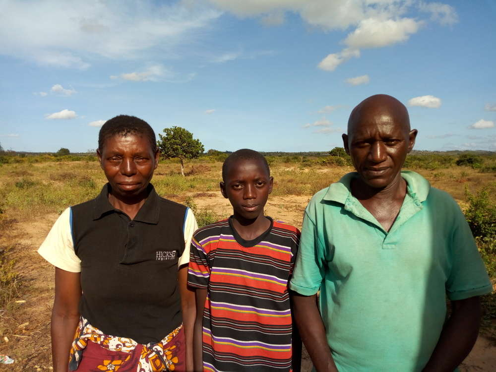 Kadii's family