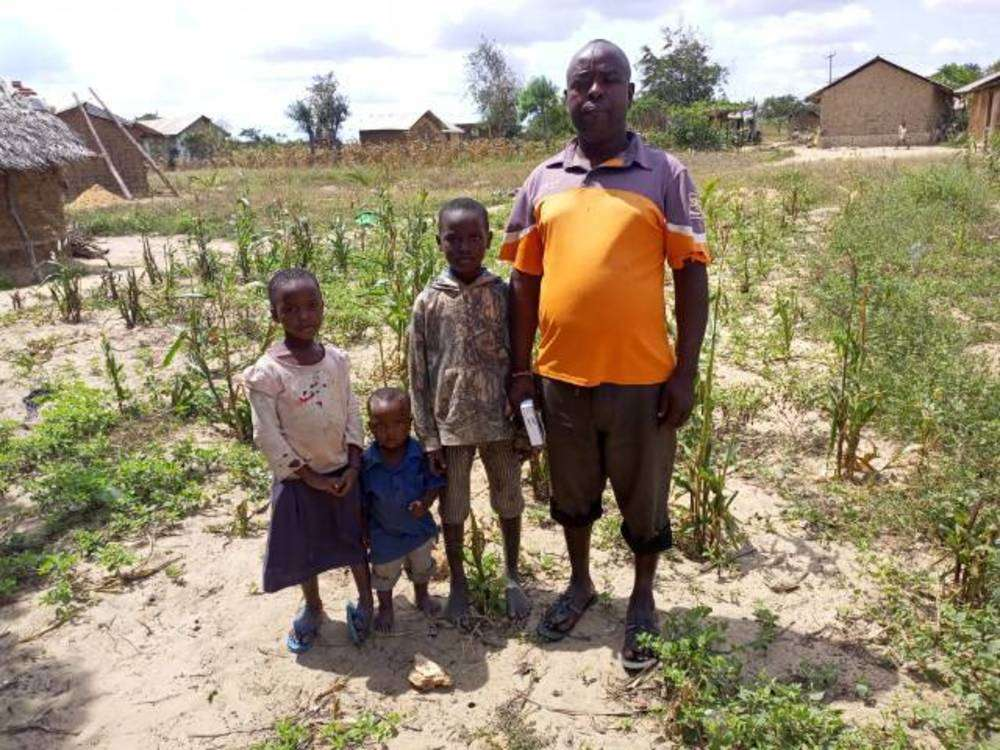 Mkutano's family