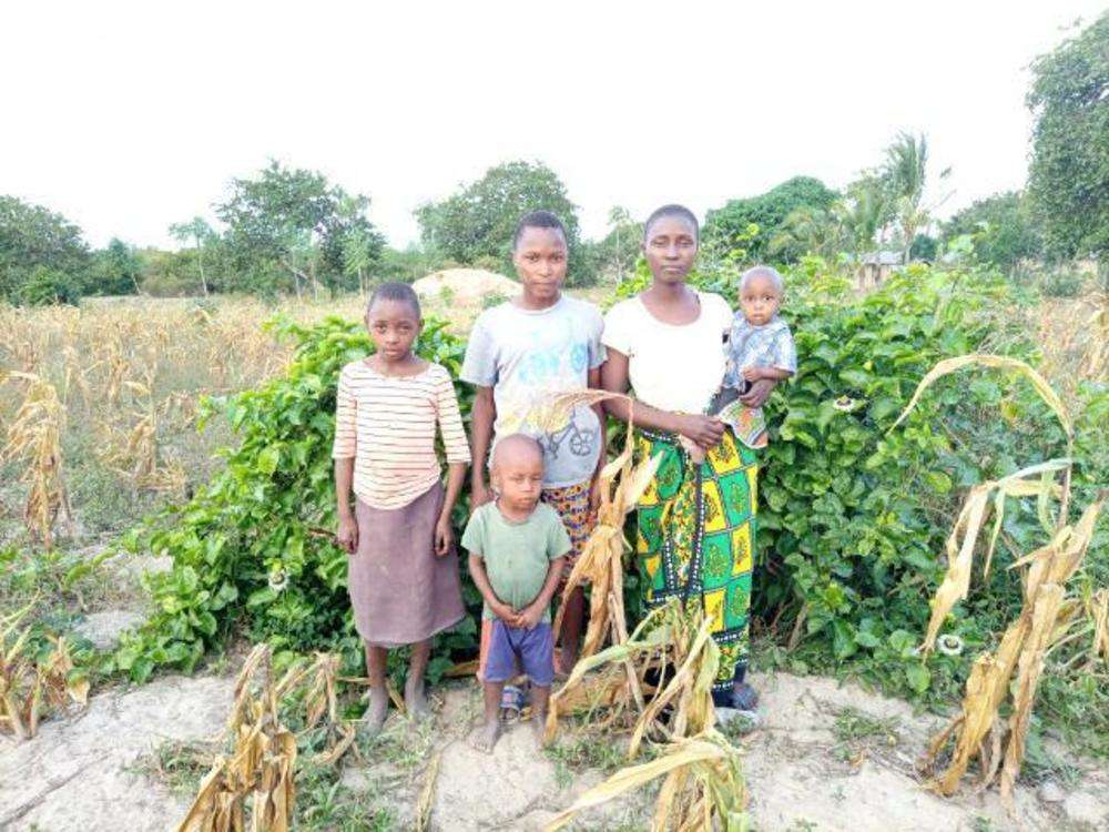 Nyevu's family