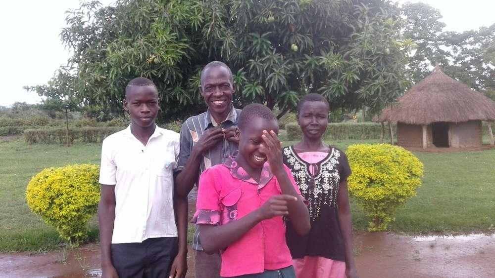 Anna's family