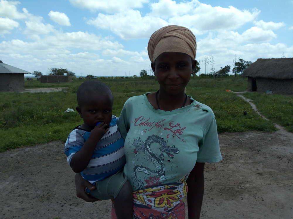 Fatuma's family