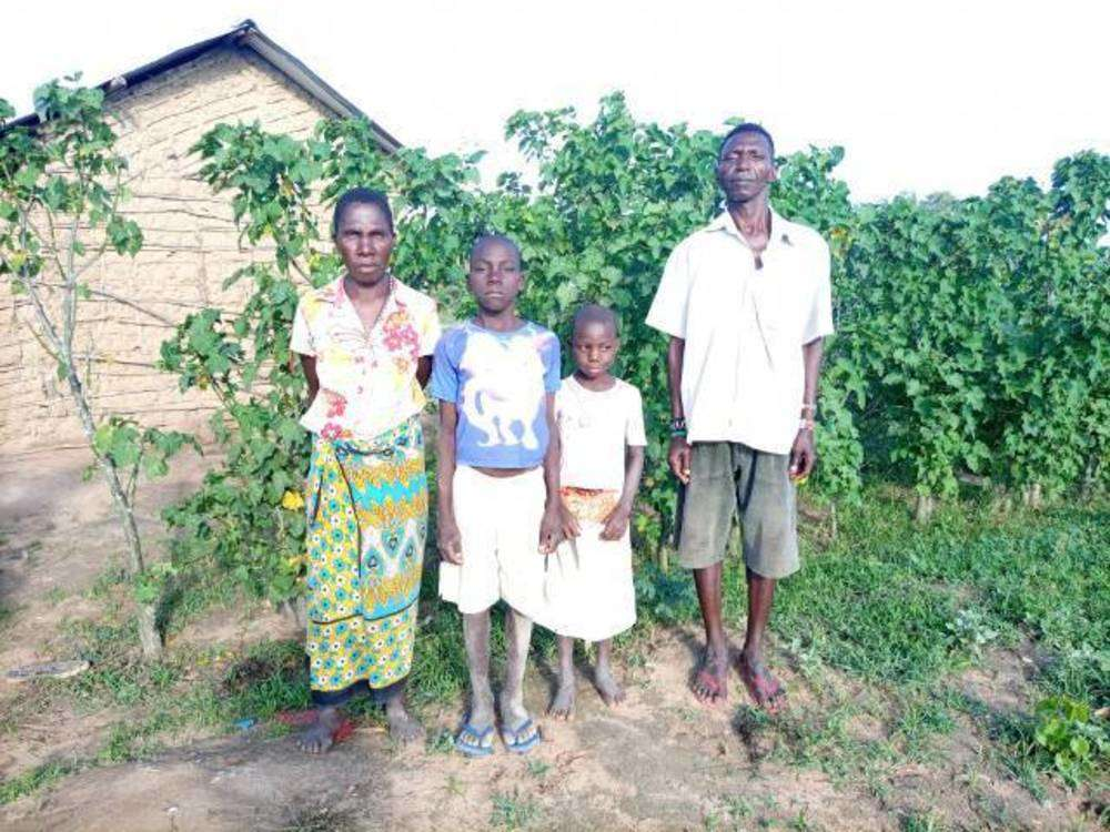 Kathumu's family