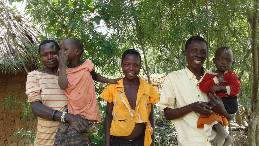 Besweri's family