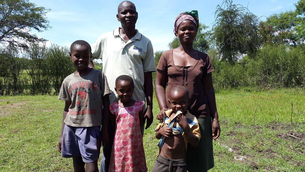 Edwin's family