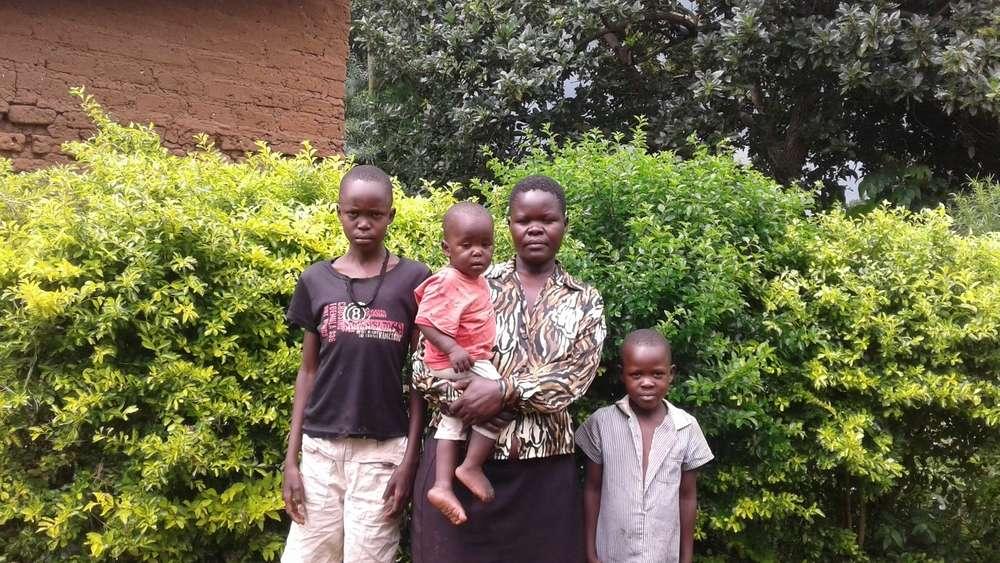 Ziporah's family
