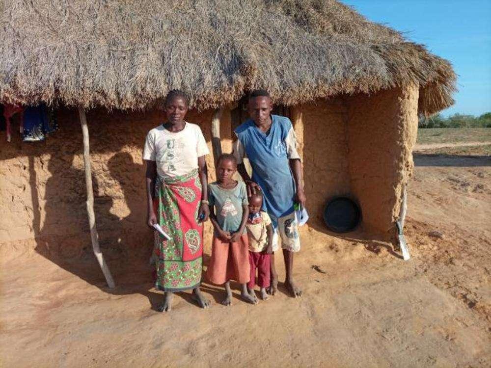 Jumaa's family