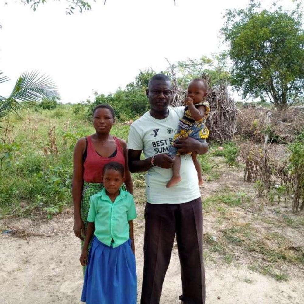 Mahenzo's family
