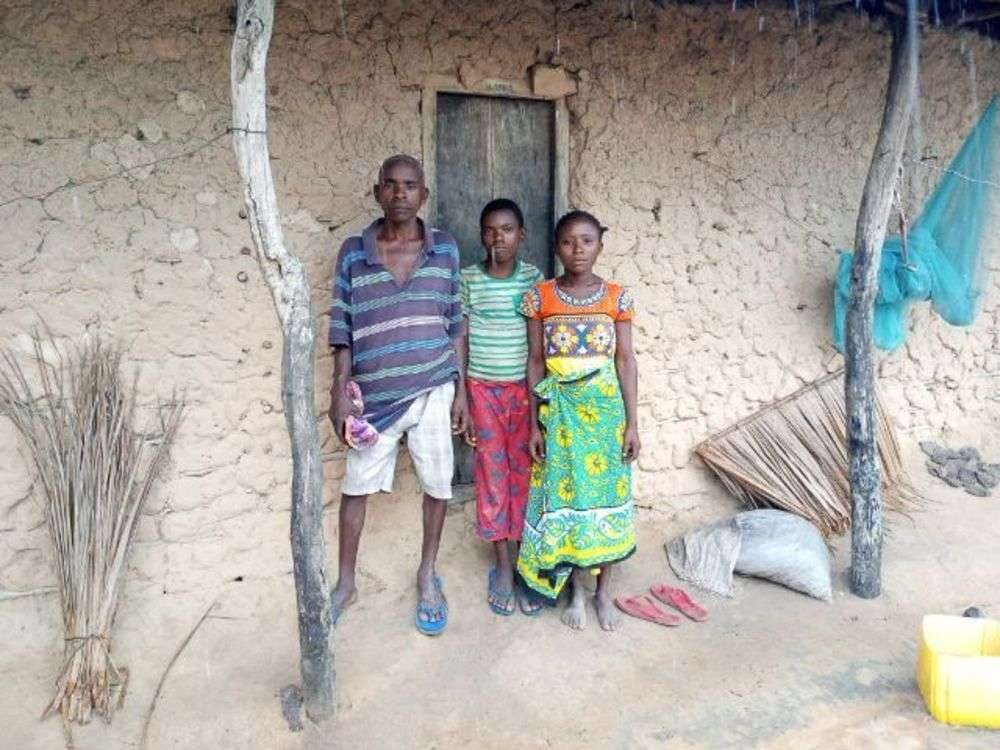 Kahindi's family