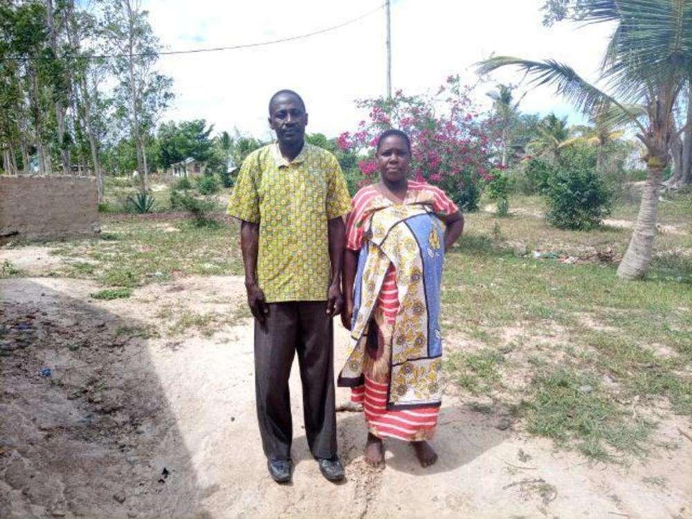 Kache's family