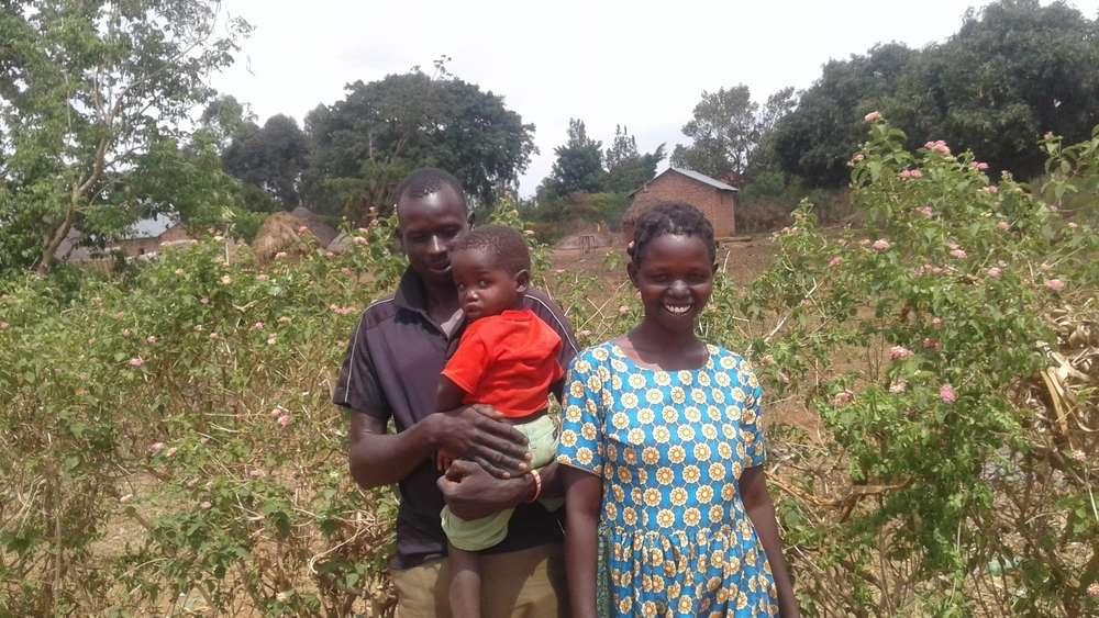 Madina's family