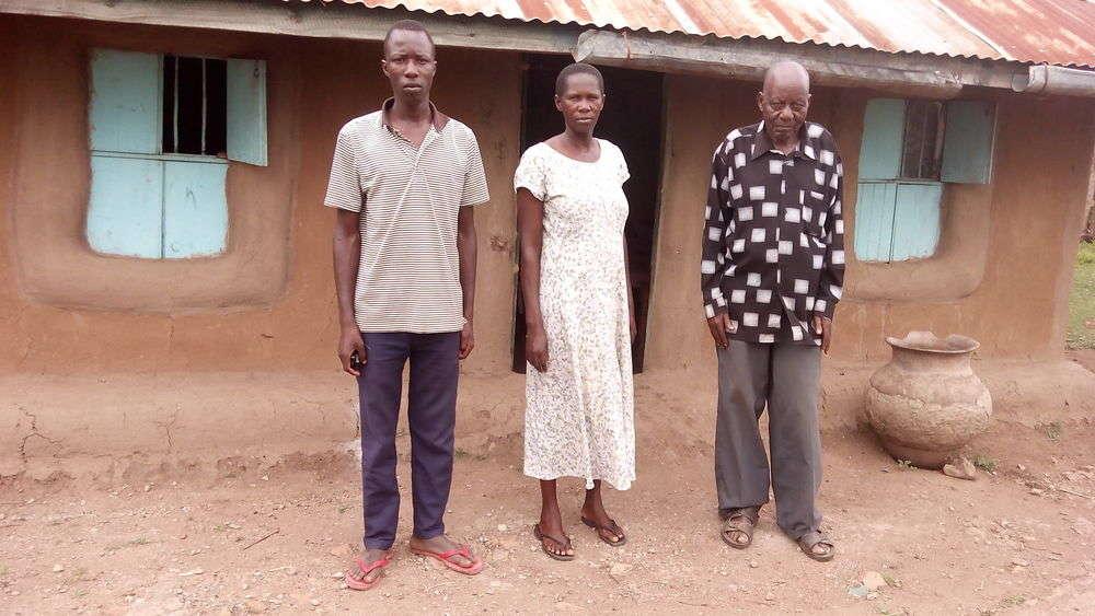 Caren's family