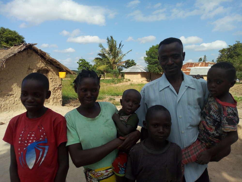 Zawadi's family