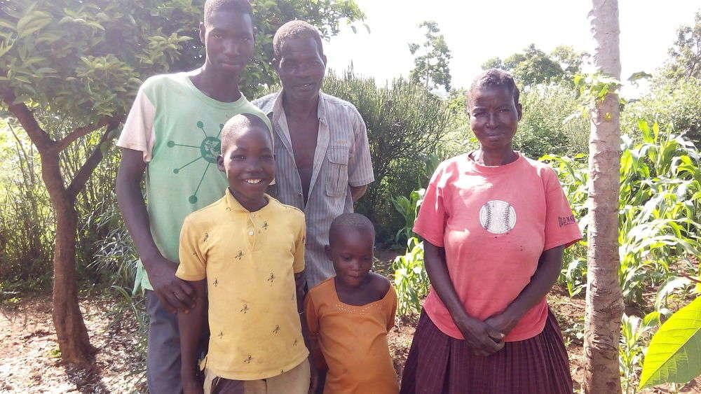 Rose's family