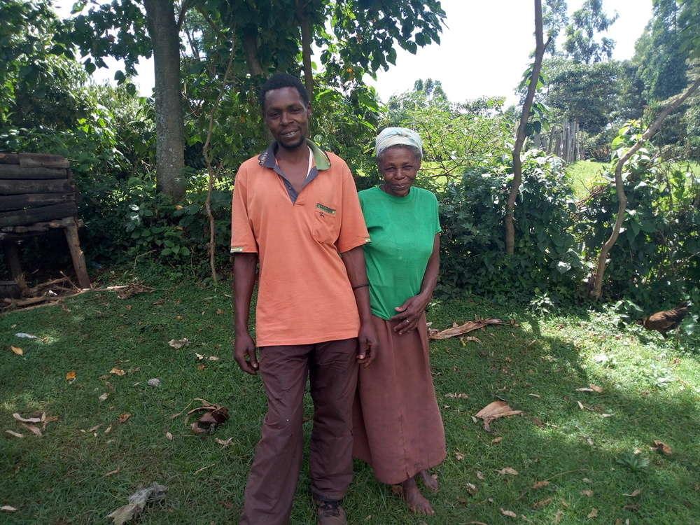Mutai's family