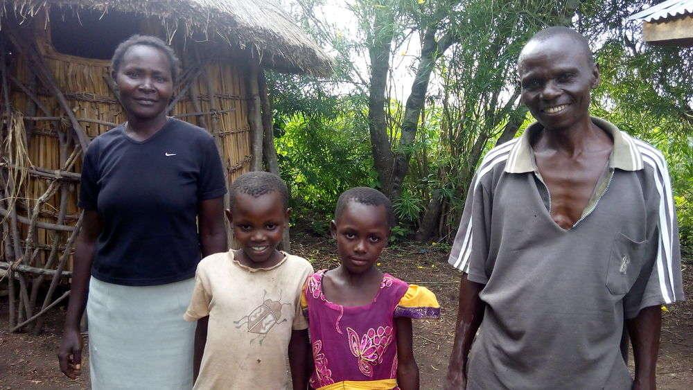 Nicodemus's family