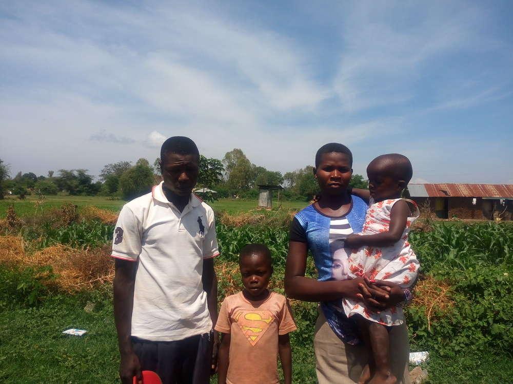 William's family