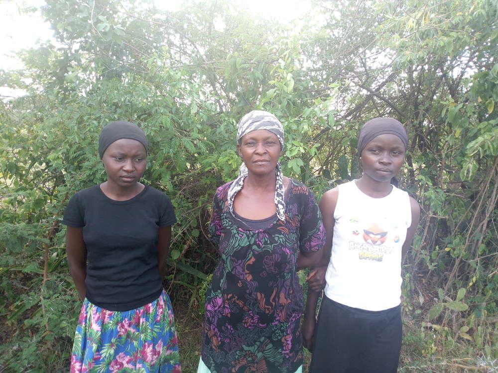Rehema's family