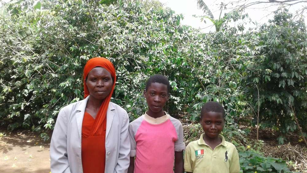 Salamah's family