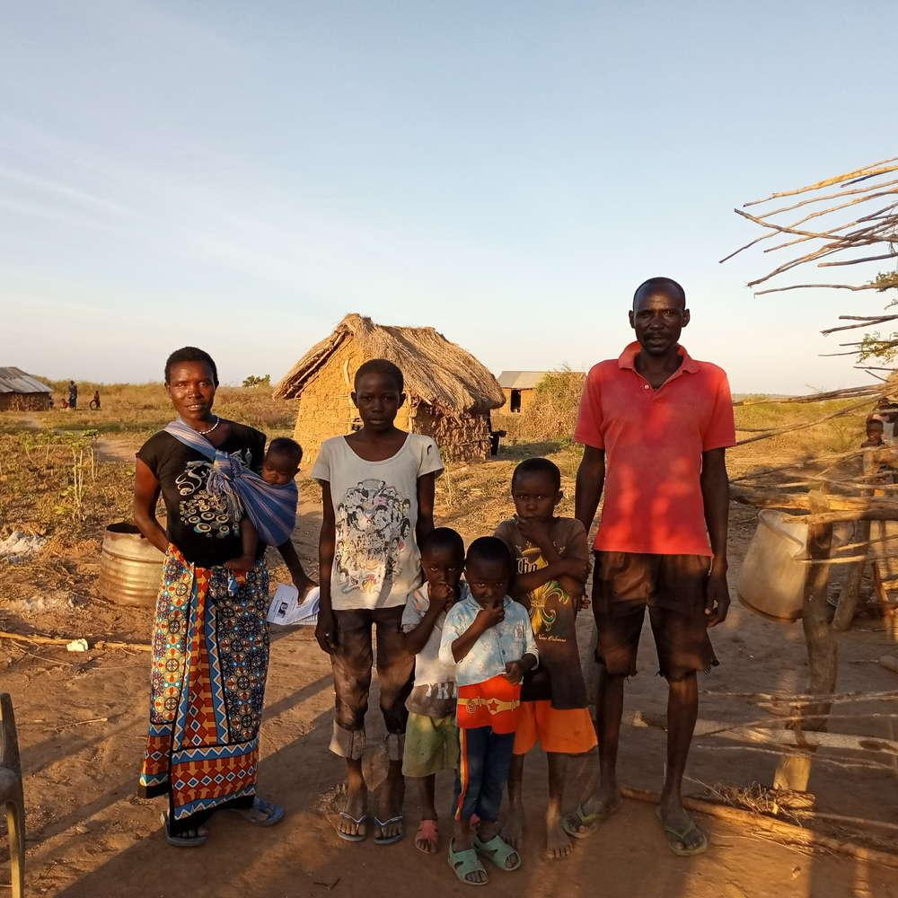 Karisa's family