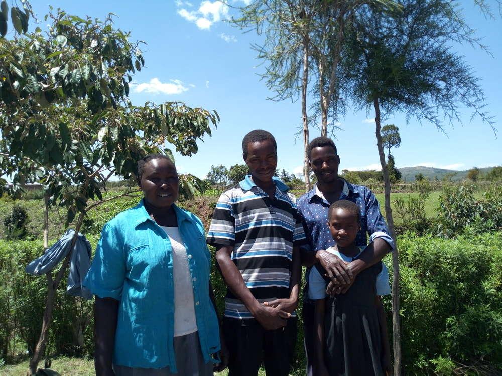 Dominik's family