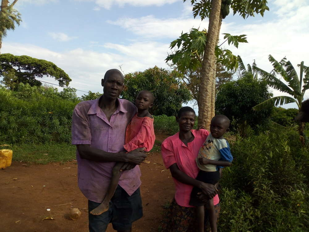 Roseline's family