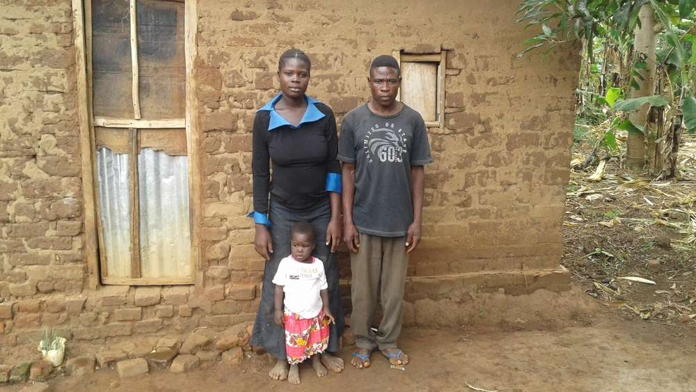 Kabwa's family