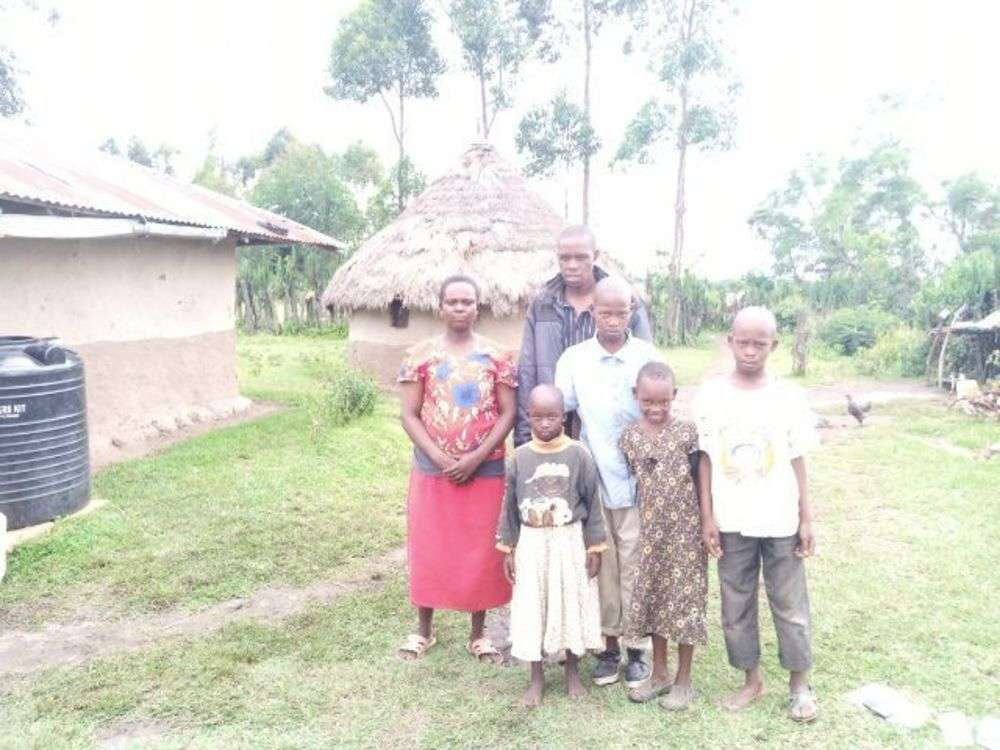 Mercy's family
