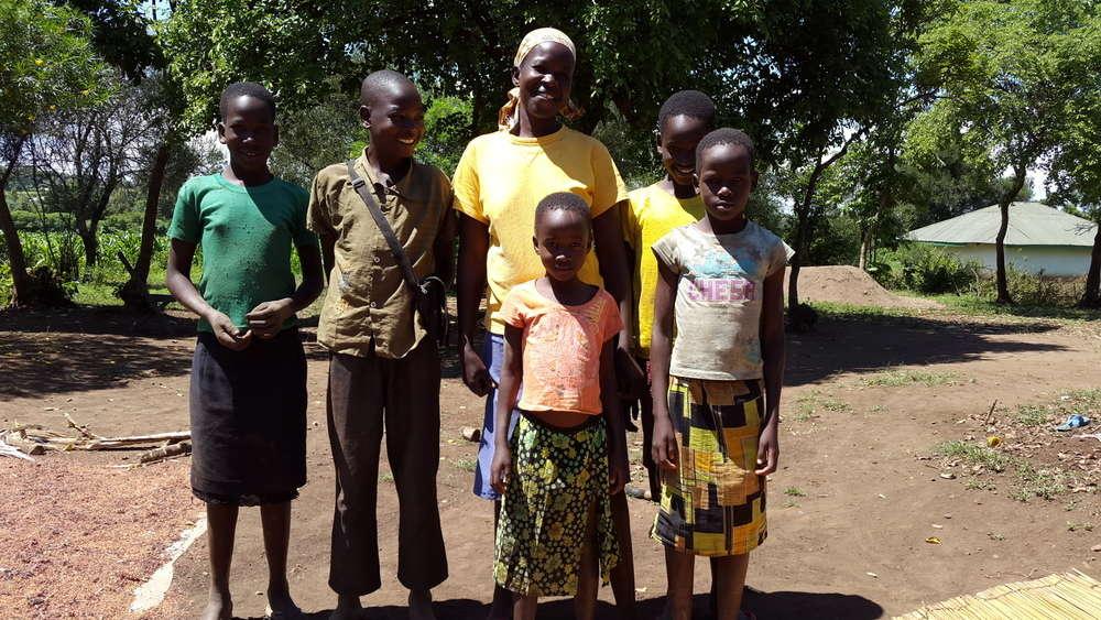 Benta's family