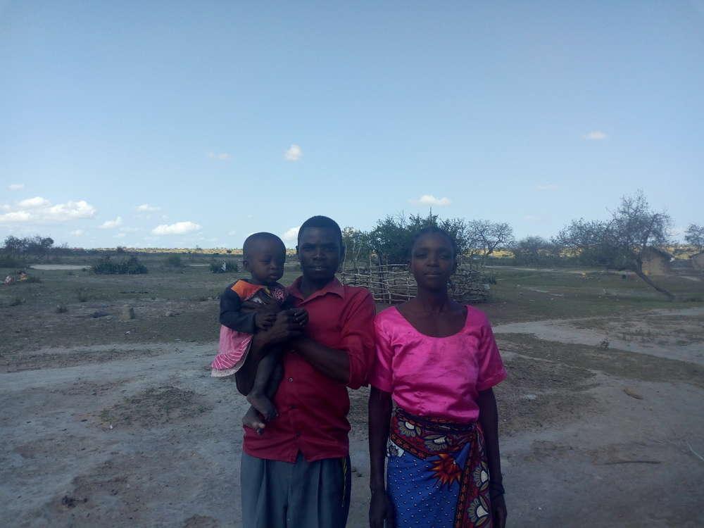 Bidii's family