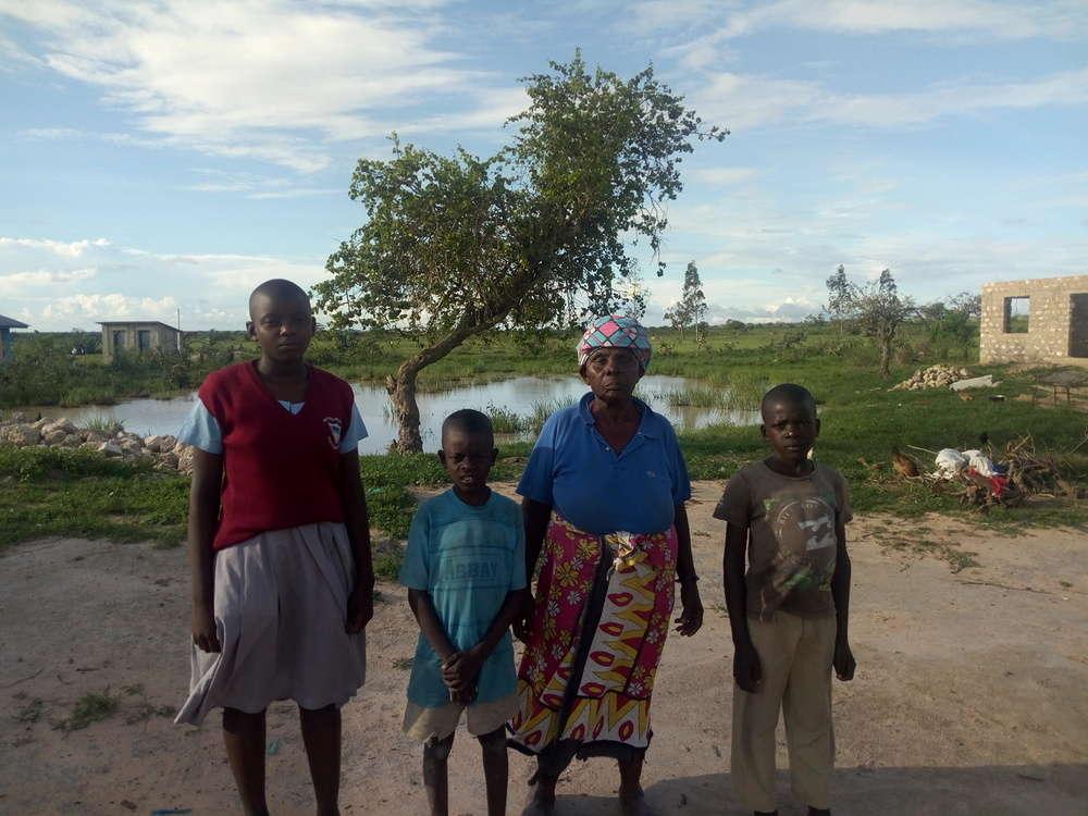 Kabeyu's family