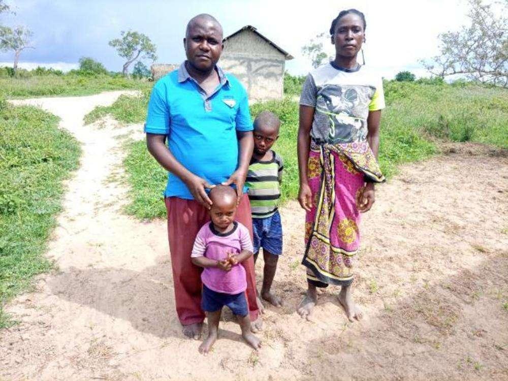 Karembo's family