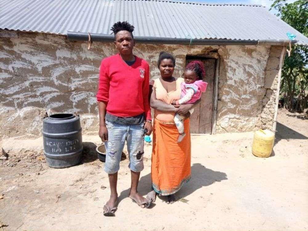 Khamis's family